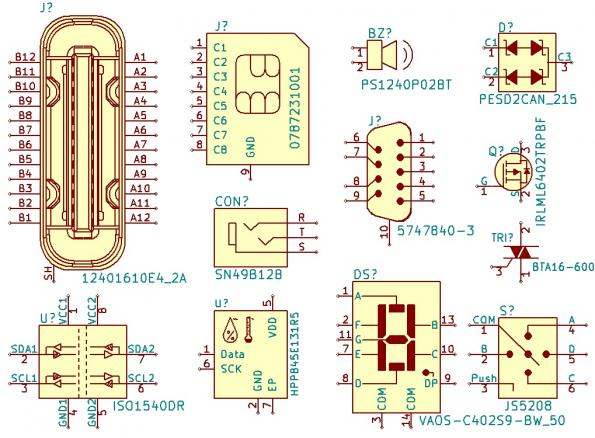 Digi-Key Announces KiCad Library Release 1 0