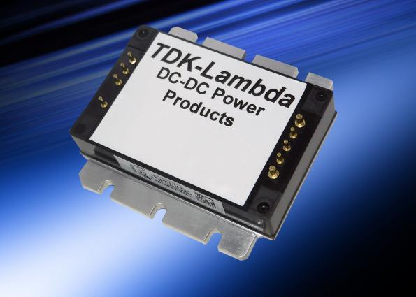 The TDK-Lambda FQB20A, 40V active filter isdesignedto protect a DC-DC converter for the harsh environments found in 28V vehicle and airborne applications.