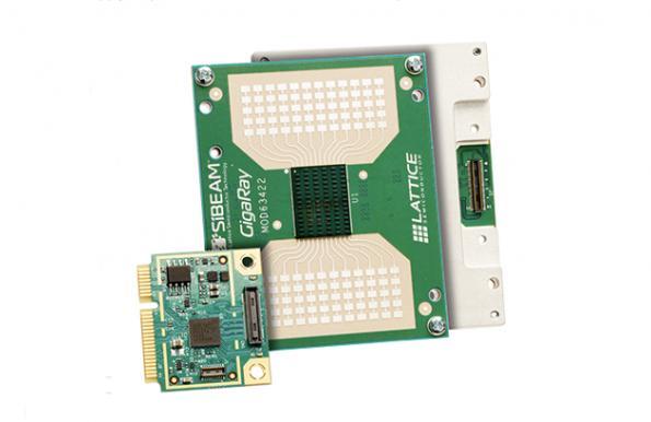 Lattice 60GHz modules allow beam steering