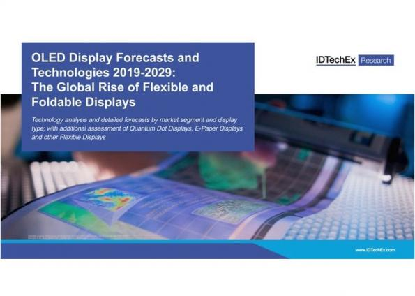 Printing OLED displays: the technology is ripe argues IDTechEx