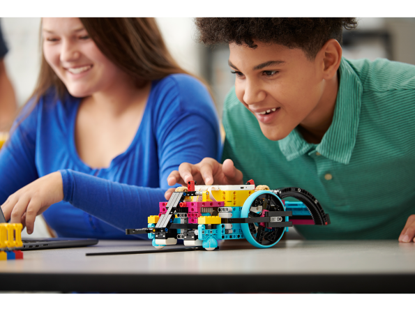 RS signs STEM deal with LEGO Education