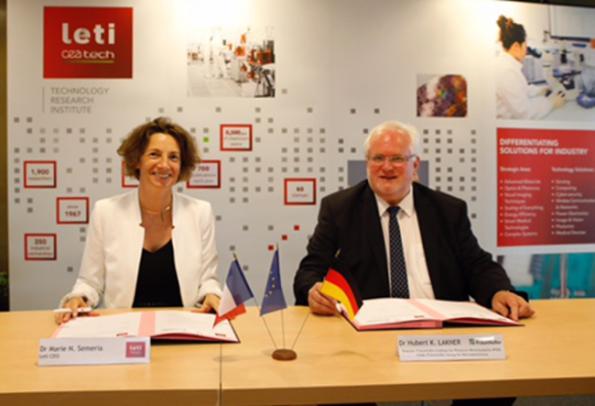"Leti, Fraunhofer join forces on ""strategic"" nanoelectronics"