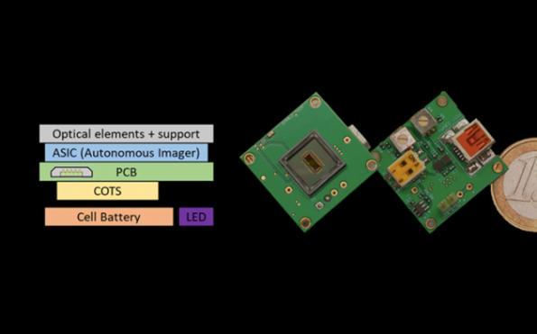 Leti unveils face recognizing image sensor
