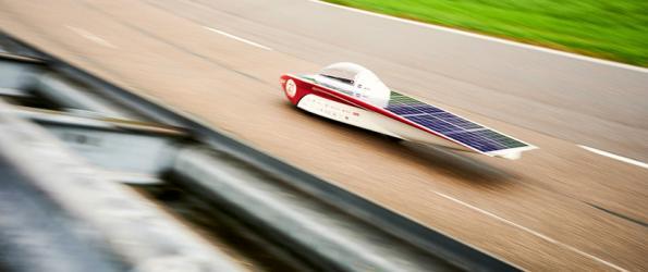 Dutch team looks to solar desert rally in Morocco