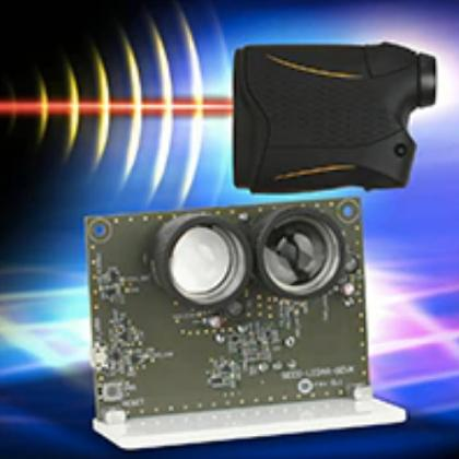 Silicon photomultiplier enables industrial lidar