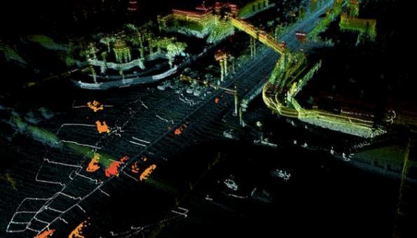 Self-driving 'unicorn' buys lidar startup