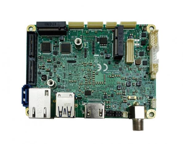 """Litemax has launched the company's APIX range of 2.5"""" Pico-ITX boards, which measure only 100 x 72mm."""