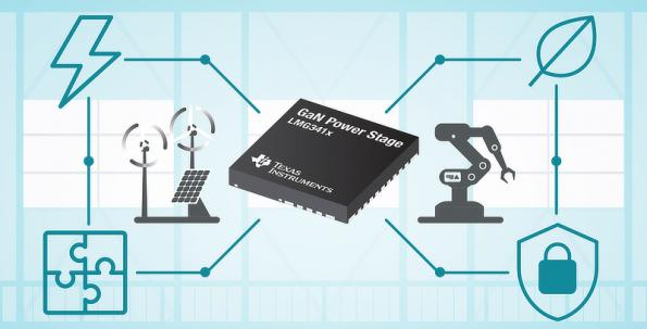 600V gallium nitride FETs with integrated drivers show 99 percent efficiency