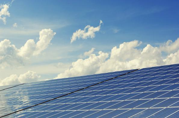 Polystyrene microgel cuts cost of perovskite solar cells