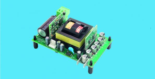 GaN design for heatsink-free 250W resonant converter
