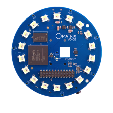 MATRIX Labs gives voice to the Raspberry Pi
