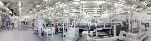Le CEA produit un module solaire de 410 W