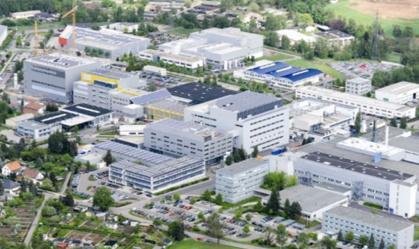 Unité industrielle de 400 MW de cellules et modules solaires en 2021 en Saxe