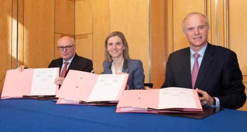Michelin et Faurecia créent un leader de la mobilité hydrogène