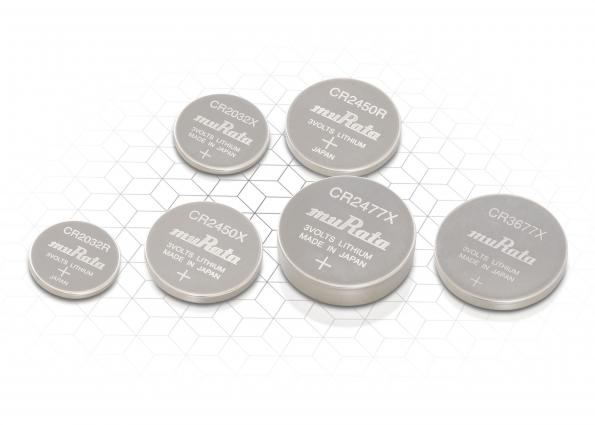 High drain and extended temperature lithium coin cells for the IoT