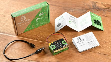 OKdo will distribute the Micro:bit Educational Foundation's new micro:bit single-board computer, which now features enhanced audio and voice capabilities.