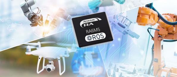 Renesas teams for micro-ROS framework
