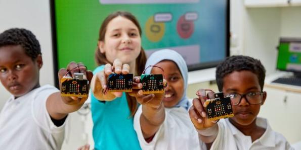 BBC micro:bit partnership for UK primary schools