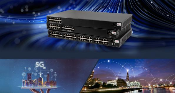 First multiport PoE injector boosts WiFi 6 rollout
