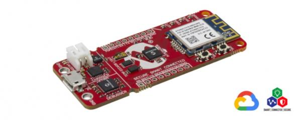 Competition offers 100 AVR-IoT WG development boards as prizes