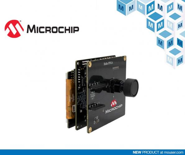 Mouser has added Microchip's Hello FPGA Kit, which is designed as an entry-level platform for users with low to medium experience with FPGAs.