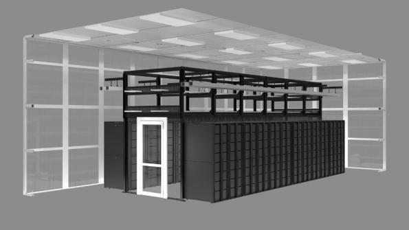 Flat-pack edge data centre is vendor agnostic