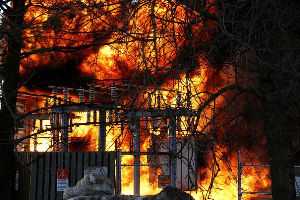 Managing the risk of transformer fires