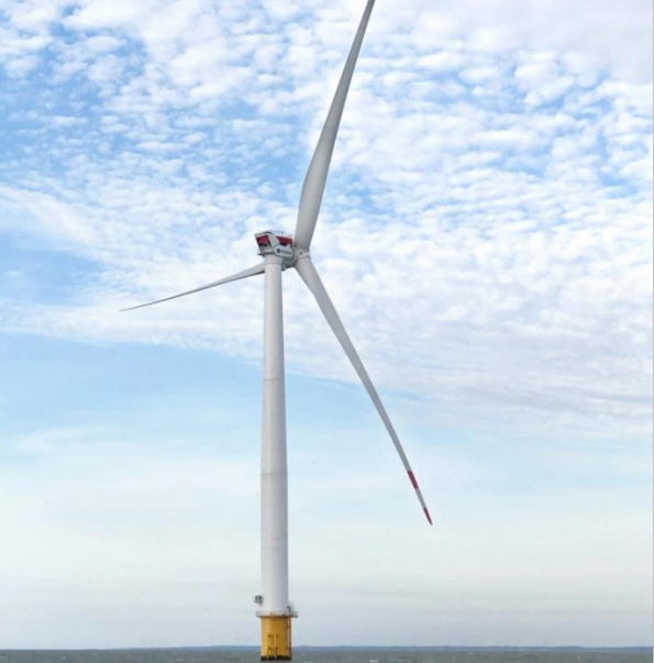Chinese wind turbine maker eyes Europe with largest system