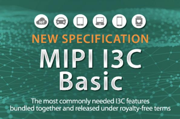 MIPI releases royalty-free I3C Basic specification