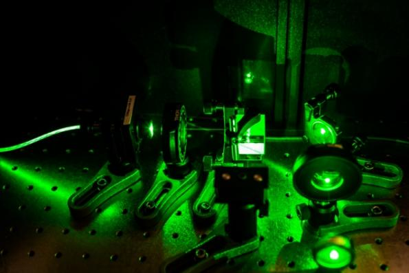 Quantum fluorescence measures tiny magnetic fields