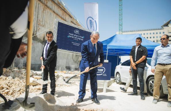 Israeli PM breaks ground for major Mobileye investment