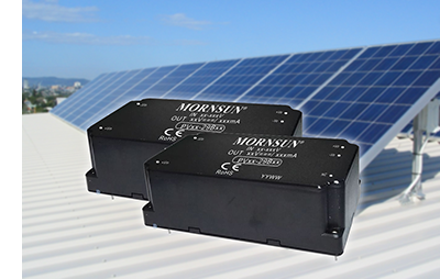 1500 V DC-DC converter targets PV power systems