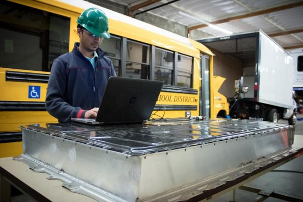 Deal puts BMW batteries into truck chassis