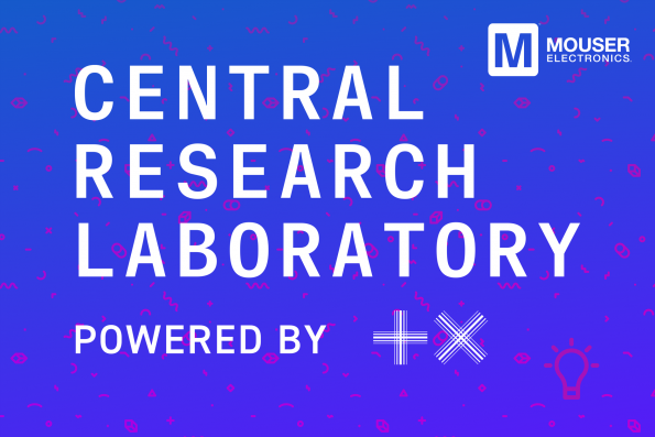 Mouser has partnered with the Central Research Laboratory (CRL) designed to accelerate the growth and learning of product makers and startups in the United Kingdom.