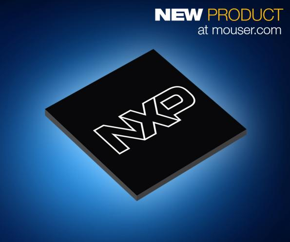 NXP 64-bit processor for ADAS applications now available from Mouser