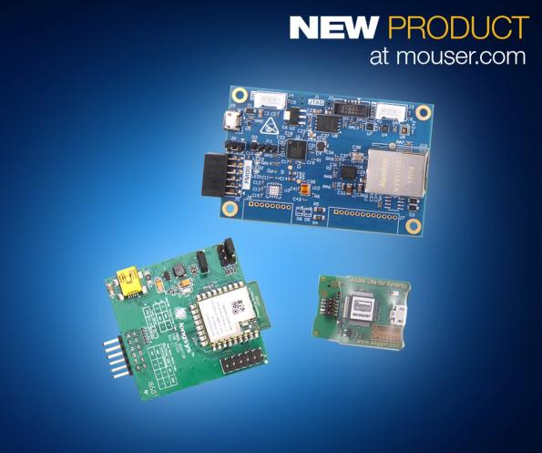 Mouser now stocking Renesas' Synergy AE-CLOUD1 Kit