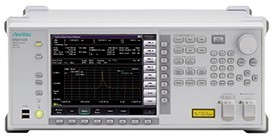 Optical spectrum analyser halves test times