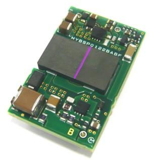 Sheet transformer shrinks surface-mount isolated PoE DC-DC
