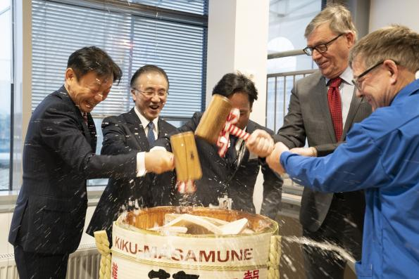 Murata inaugurates new future sensing factory