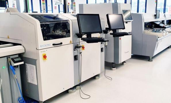 Swedish board maker snaps up test capacity