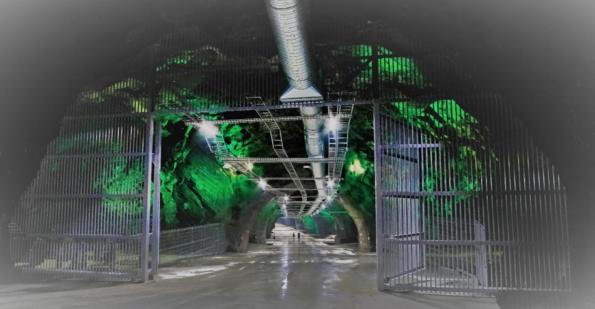 Mining for Data? Lefdal Mine Becomes Container-Based Data Center