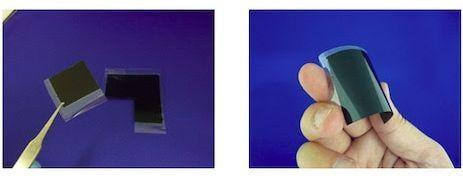 Flexible nanotube