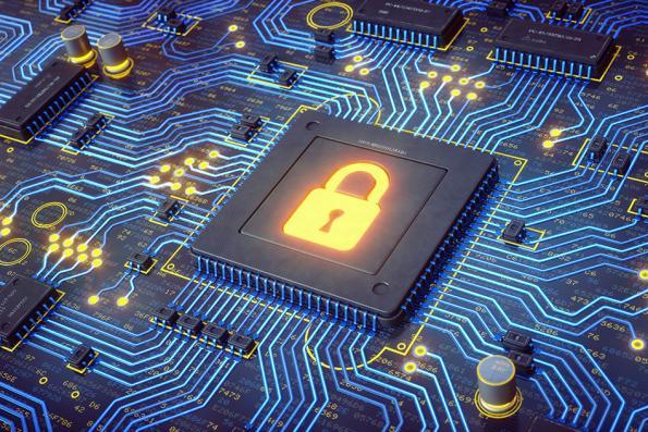 Puce de cryptage à clé publique très basse consommation et 500x plus rapide