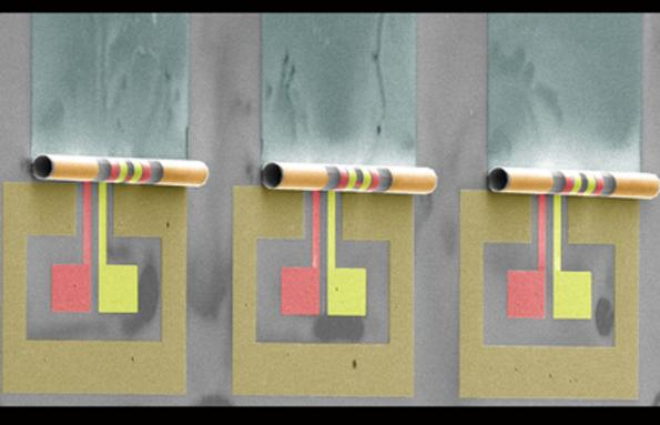 Researchers shrink RF transformers, roll them up on top of CMOS