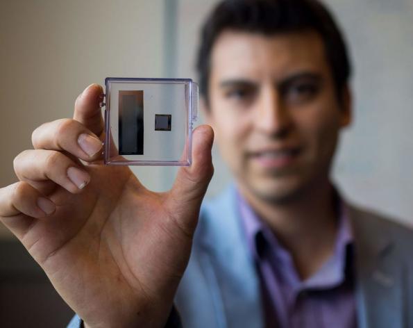 Plastic MEMS promises pervasive ultrasound imaging