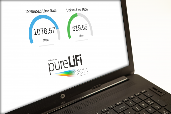 LiFi is ready for mass integration, says pureLiFi