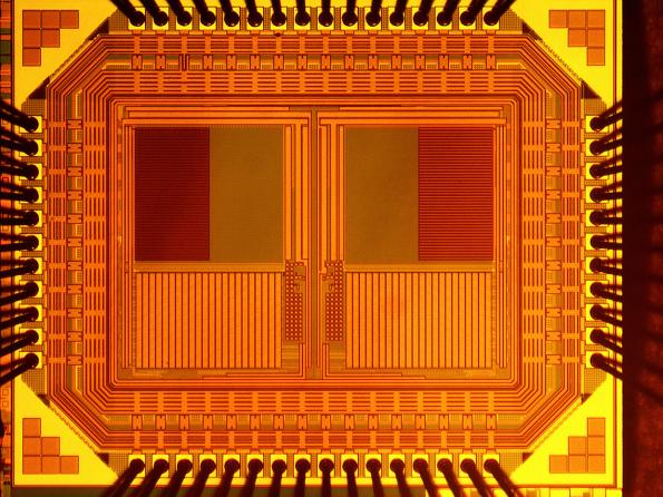Self-powered CMOS image sensor supports 15fps under the sun
