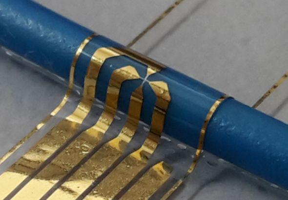 Cheap flexible sensor detects magnetic fields down to 20nT