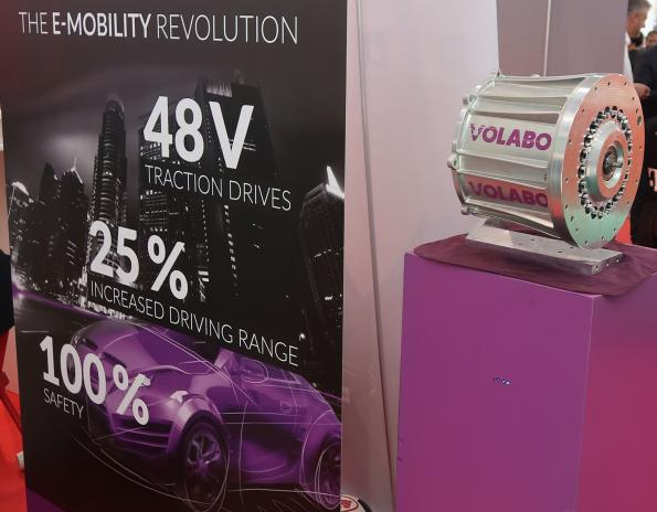 German startup promises 25% range increase with low voltage e-drives