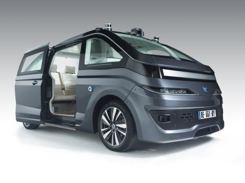French company launches fully autonomous taxi